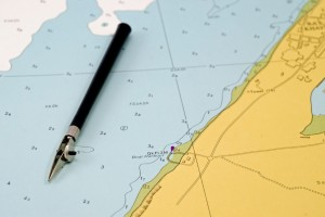En karta behövs över alla kablar!